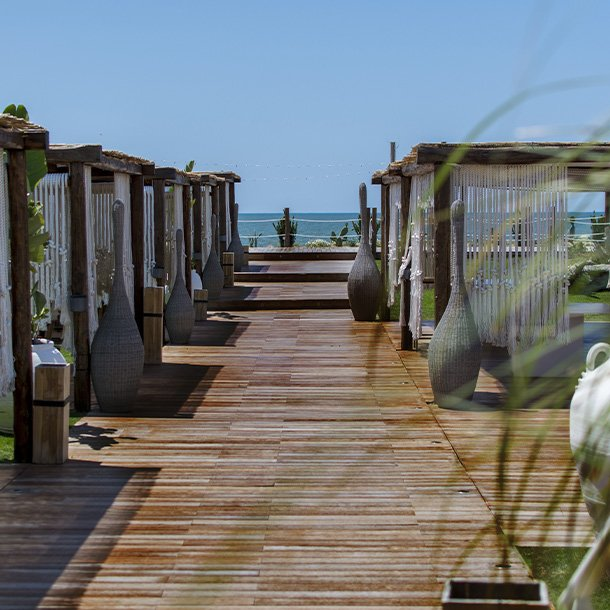 Beach wedding in stile mediterraneo da mamamare