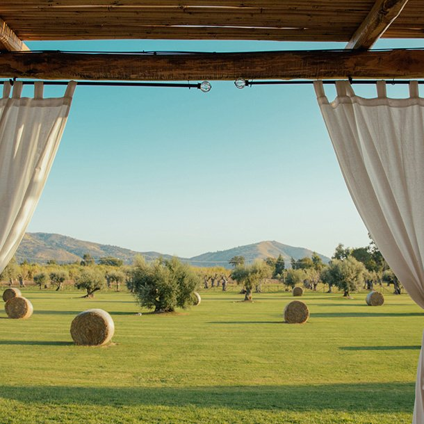Matrimonio in stile country chic da mama casa in campagna